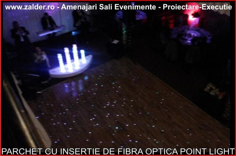 Parchet luminos star light