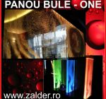 PANOU ZID BULE AER LUMINATE MODEL ONE