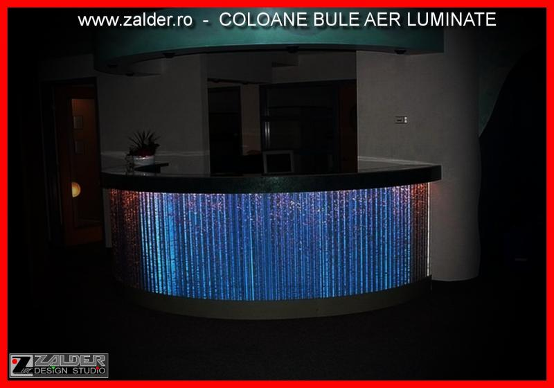 COLOANE TURN BULE de AER LUMINATE