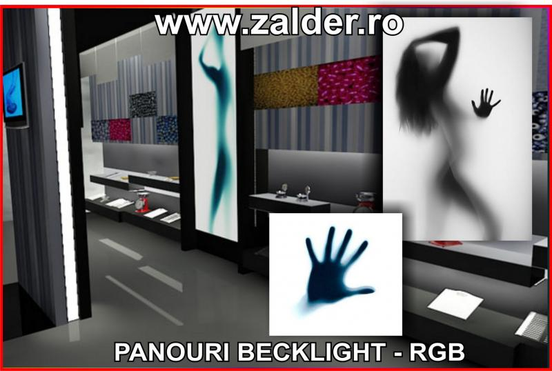 Panou decorativ de interior umbre lumini tip shadow